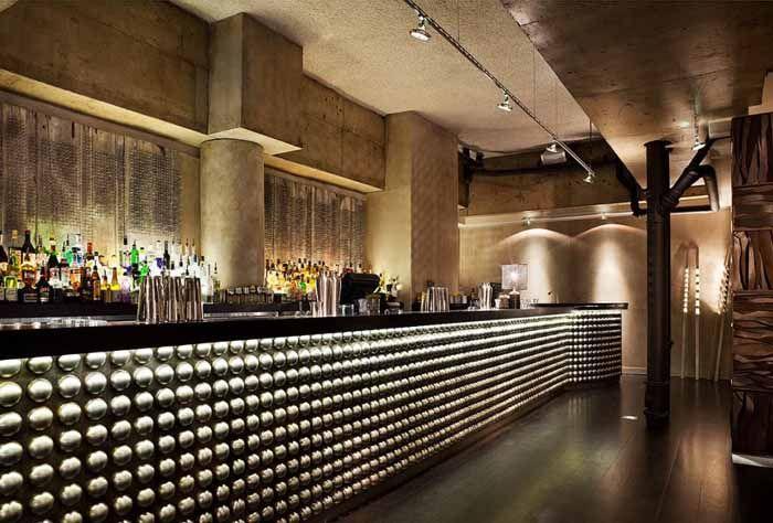 modern restaurant futuristic bar design restaurant ideas pinterest