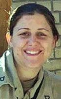 KIA Wisconsin Army National Guard Sgt. Michelle M. Witmer  Died April 9, 2004 Serving During Operation Iraqi Freedom  20, of New Berlin, Wis.; assigned to the Army National Guard's 32nd Military Police Company, Milwaukee, Wis.; killed April 9 during an attack by small-arms fire and an improvised explosive device in Baghdad.