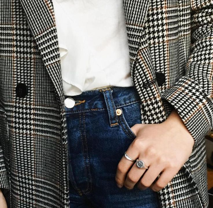 Ejomiring and fashion blazer