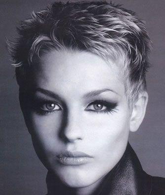HairTalk®: Hair Talk > Short Hair > new ideas for very short hair > Page 1