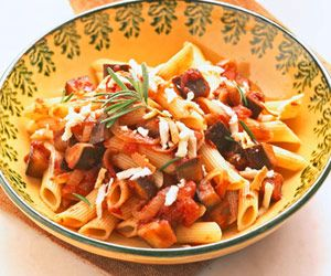 Vegetarian is delicious and easy with this 30-minute recipe. Toss pasta with a…