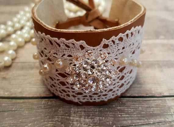 Hey, I found this really awesome Etsy listing at https://www.etsy.com/listing/555285014/wedding-bracelet-lace-bridal-cuff-lace