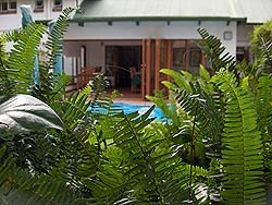 NATANJA bed and breakfast and Self Catering units - garden