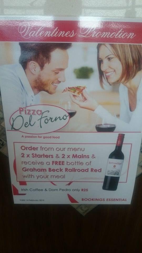 Valentines Promotion 2015