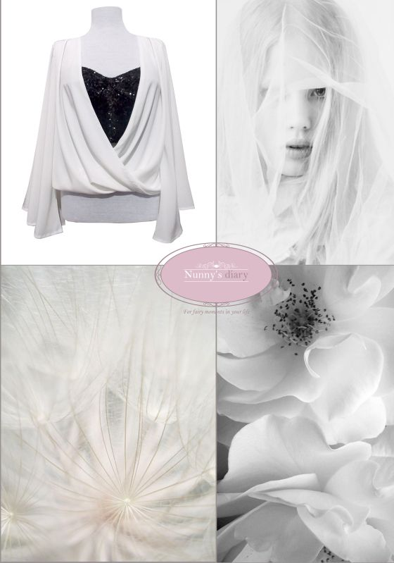 Diaphane White