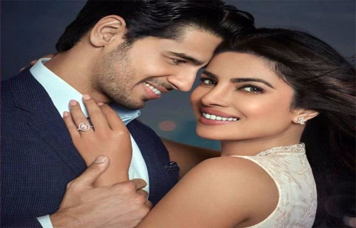 #Sidharth & Peecee Together for a Jewelry Ad Looks Cute and Impressive