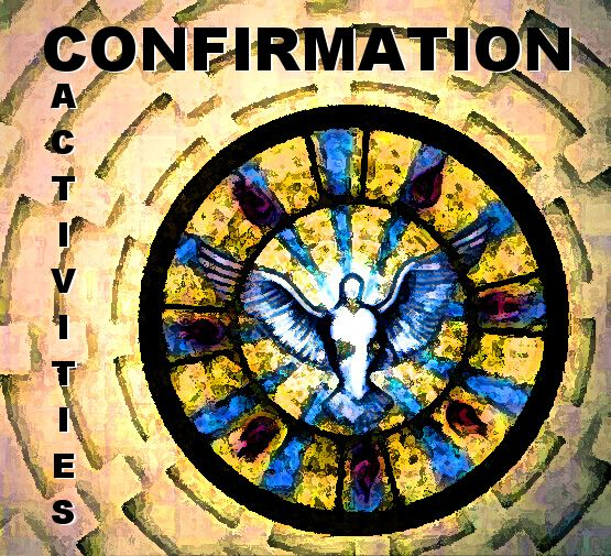 Catholic Confirmation Activities that Excite and Engage (from The Religion Teacher)