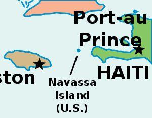 Navassa Island - Wikipedia, the free encyclopedia