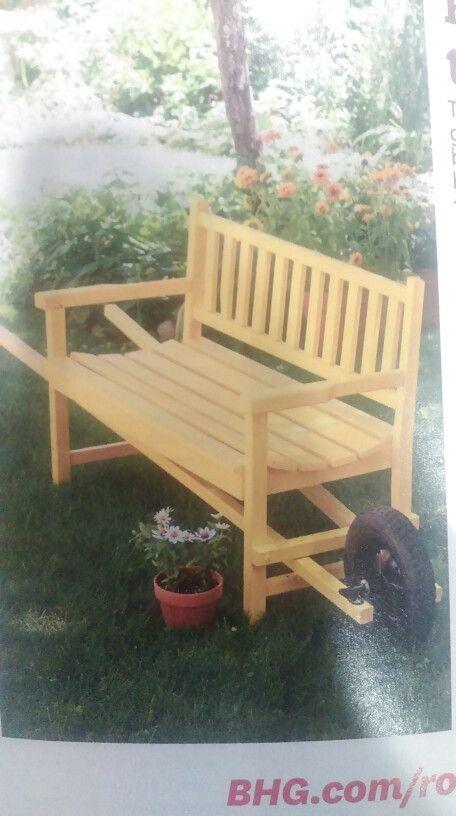 Wheel bench