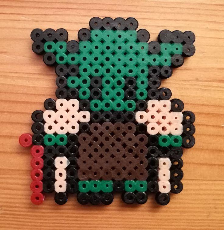 Star Wars -character 'Yoda'.