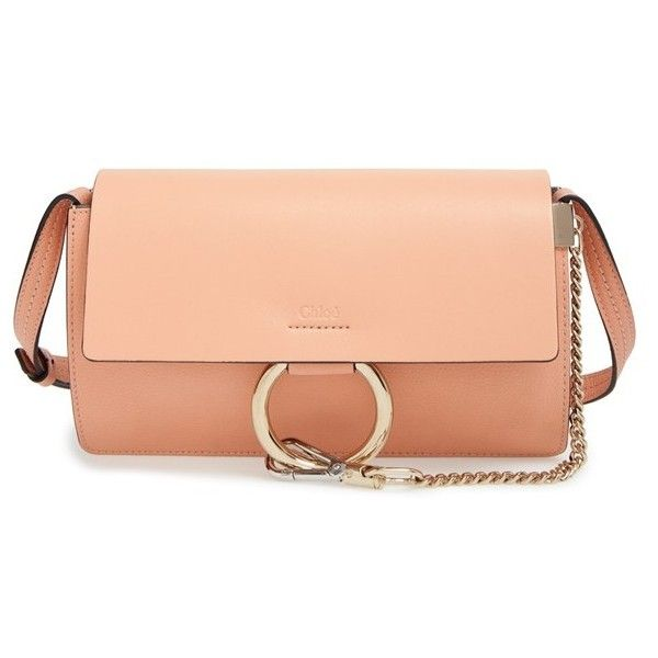 Chloe \u0026#39;Small Faye\u0026#39; Shoulder Bag ($1,390) ? liked on Polyvore ...