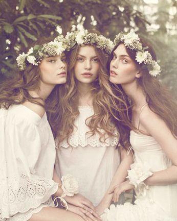 Primp & Wear: DIY Idea: Flower Crown
