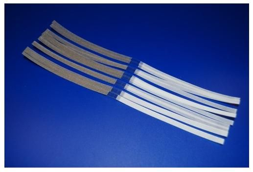 X-FINE STRIPS x 100 • Ideal para acabado extra fino en restauraciones de composites, con centro libre - Cod 968