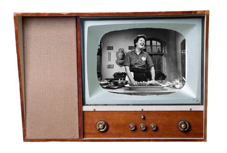 1963-02-11 The French Chef debuts on a Boston TV station WGBH lasting through 1973