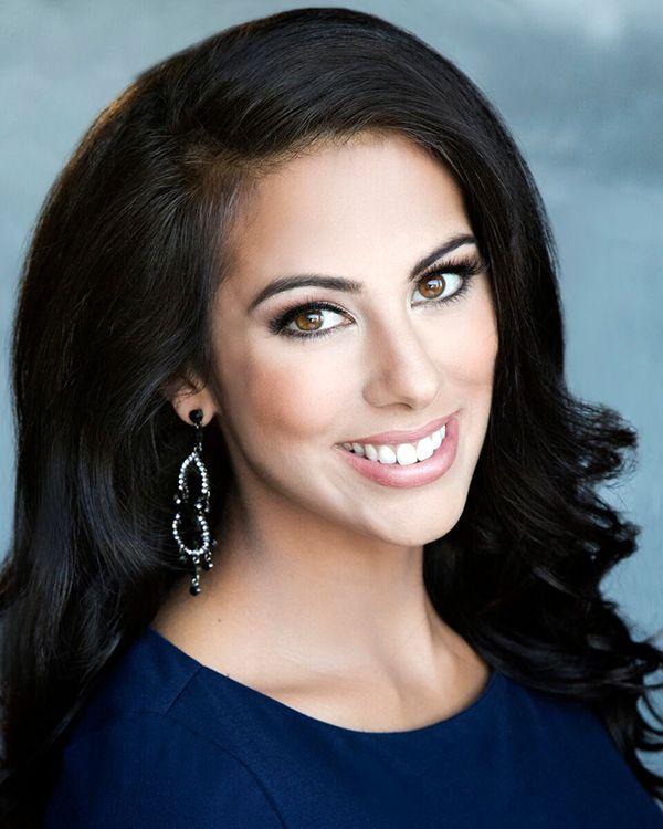 Miss Connecticut Alyssa Rae Taglia