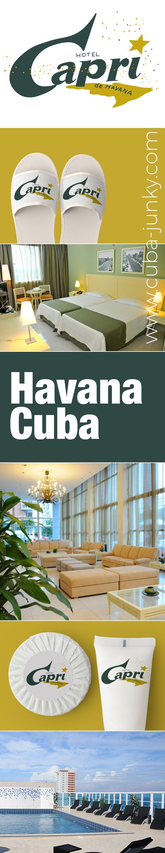 Hotel Capri Havana Cuba