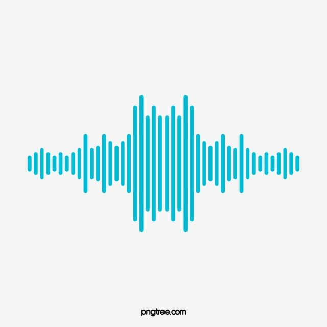 Vector Rectangular Sound Wave Curve Png Picture Audio Sound Sound Waves Png Transparent Clipart Image And Psd File For Free Download Sound Waves Png Waves