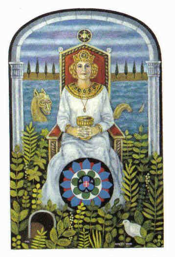 132 Best Images About Tarot 3. Empress On Pinterest