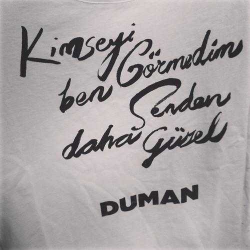 Duman.