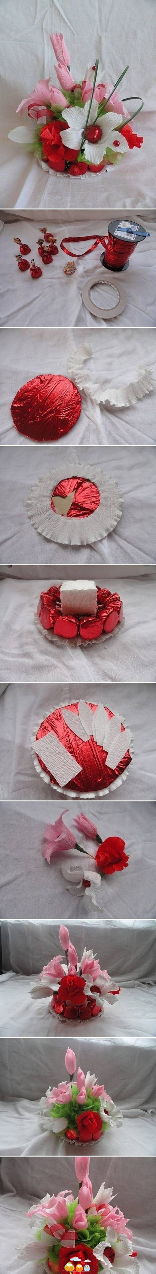 gift chocolates in style