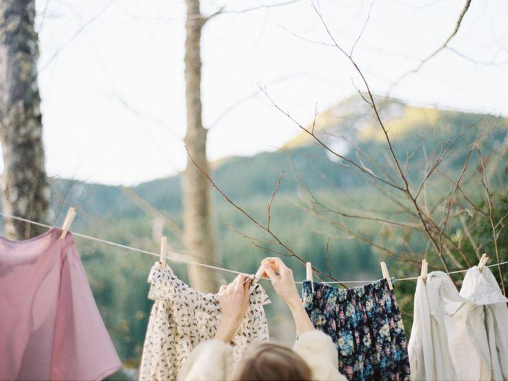 clothesline | Erich McVey Photography