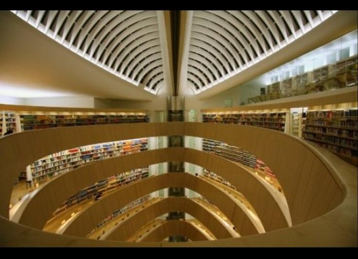 Law Library of the University of Zurich - Zurich, Switzerland