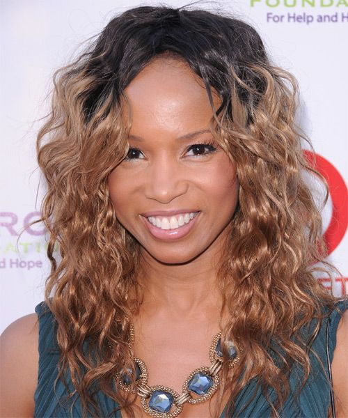 Elise Neal Hairstyle new