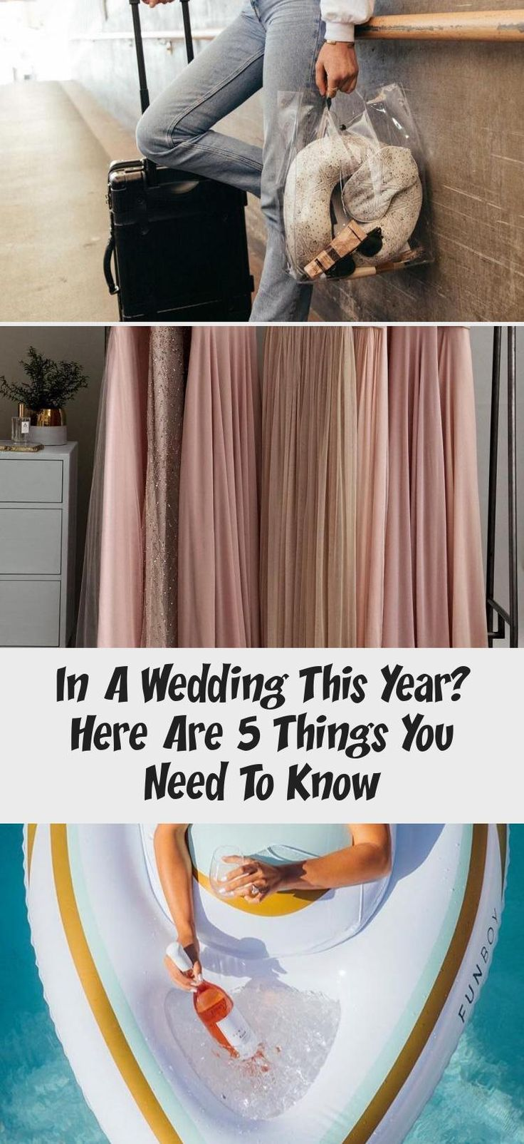 In a Wedding This Year? Here Are 5 Things You Need to Know | The Everygirl