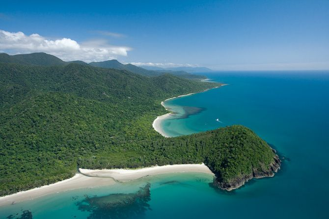 Cape Tribulation Australia  One of the most beautiful spots to Visit.
