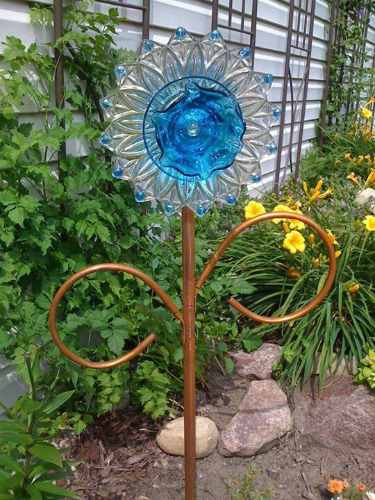 3008 best GARDEN ART images on Pinterest | Garden art ...