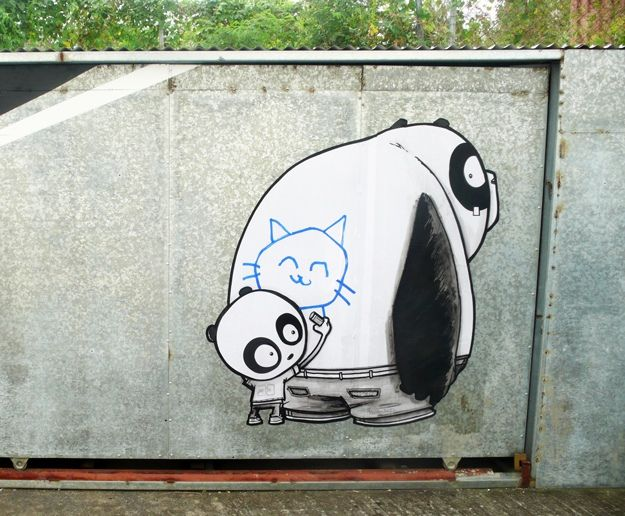 Artist UP - News - Que le Pandakroo soit avec vous !
