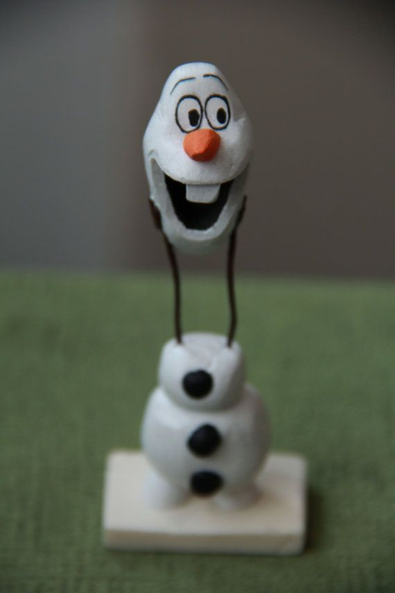 Olaf  Frozen by epppu on Etsy, $24.50