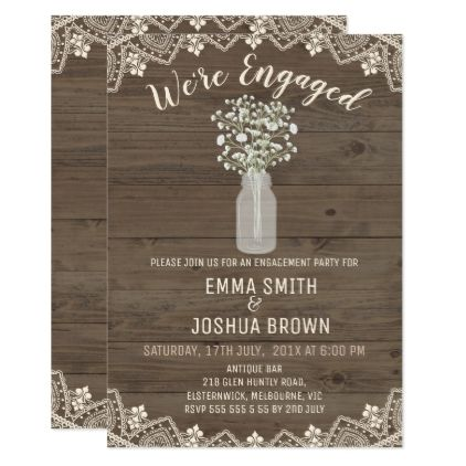 The 25+ best Engagement invitation template ideas on Pinterest - engagement invitation templates