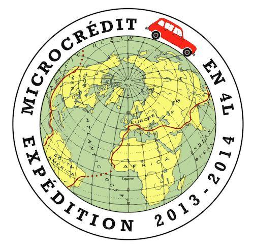 Soutenir l'entrepreneuriat par le microcrédit en faisant le tour du monde en 4L