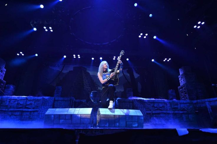 What happened at Iron Maiden's first Book Of Souls show - Metal Hammer