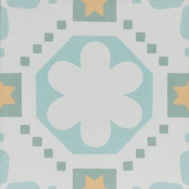 portugese-tegels -> VN OS 25 Verde Fresco - Designtegels