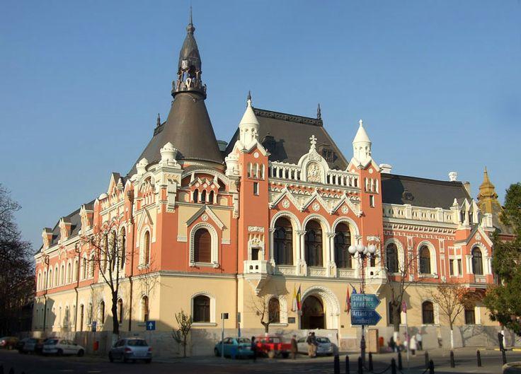 Palatul Episcopiei Greco-Catolice din Crisana, Castele Romania