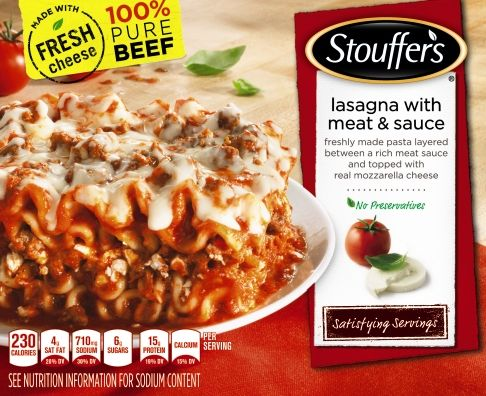 how to cook frozen lasagna from costco