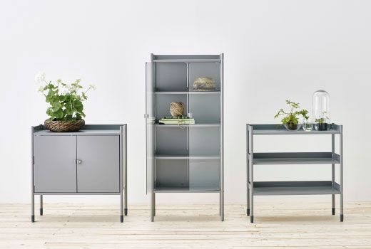 Contenitori e scaffali per esterni ikea hind accessori - Ikea panche esterno ...