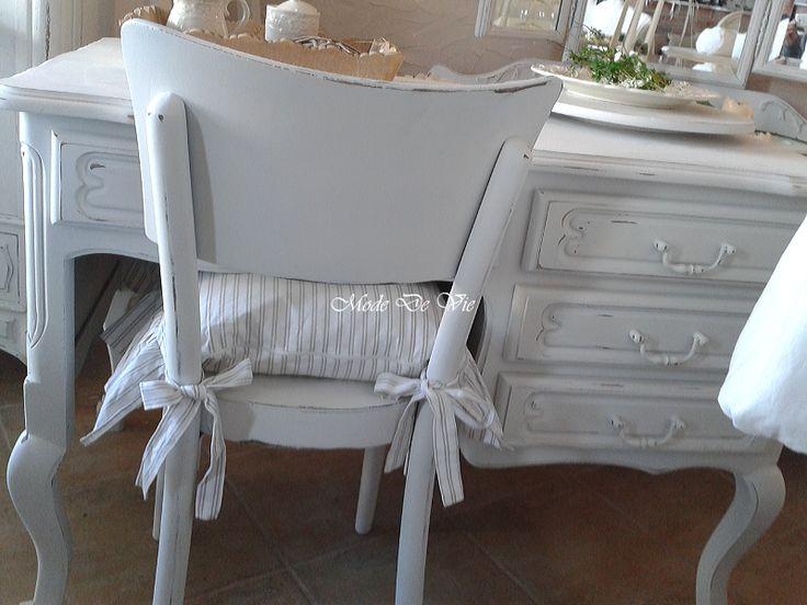 Ludwikowskie biurko z krzeslem - Nasze meble - Nasza galeria - Mode De Vie