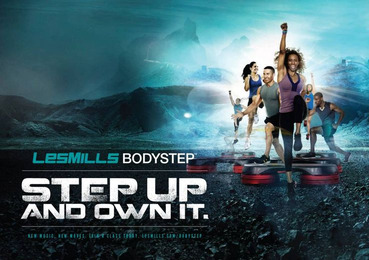 Les Mills Group Fitness: BodyStep