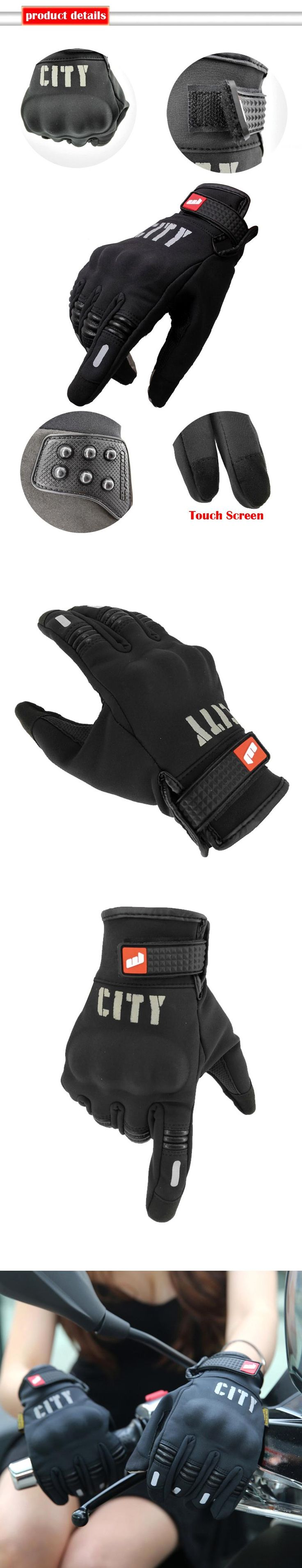 Motorcycle gloves smell - Motorcycle Gloves Motocicleta Full Finger Touch Screen Guantes Moto Luvas De Moto Alpine Motocross Stars Luva