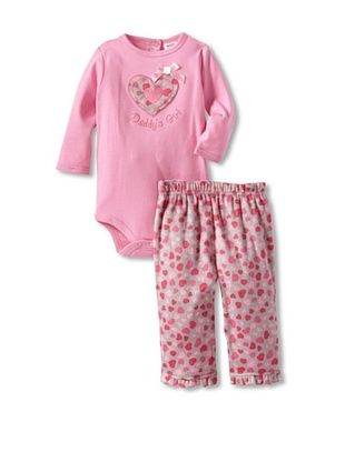 Baby Essentials Baby Daddy's Girl Set