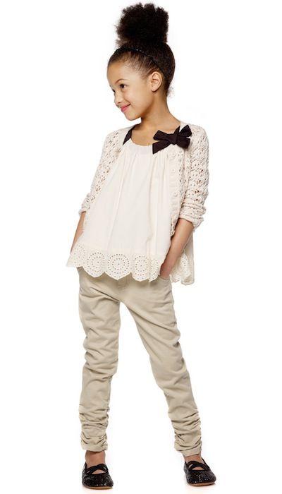 Pomp de Lux moda ahora les toca a las chicas http://www.minimoda.es