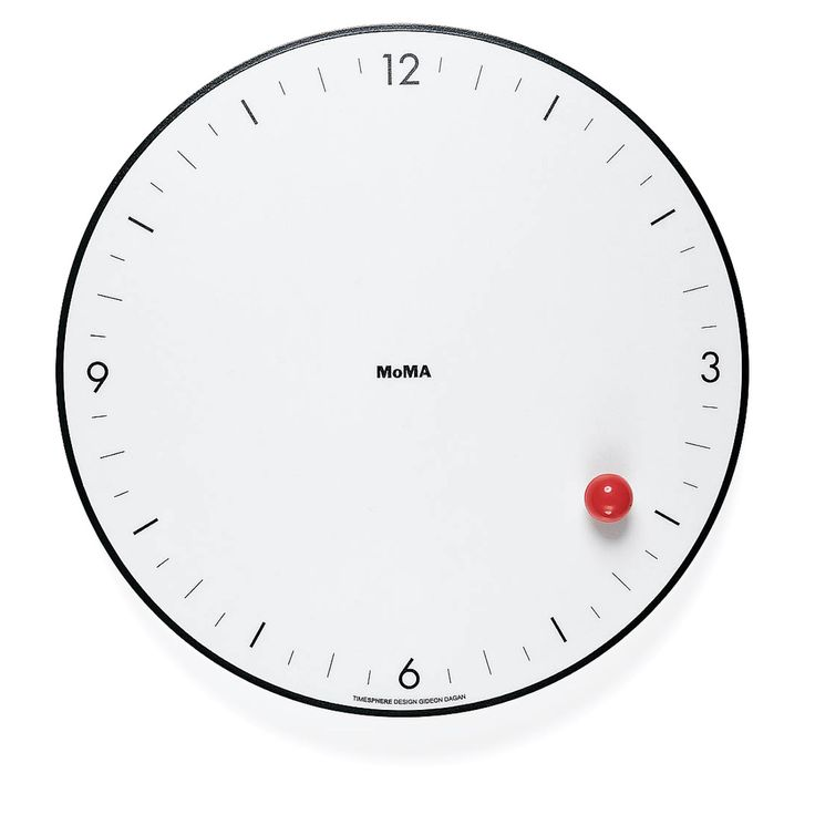 Timesphere - watch the seemingly gravity-resistant ball float around the clock to tell the time!