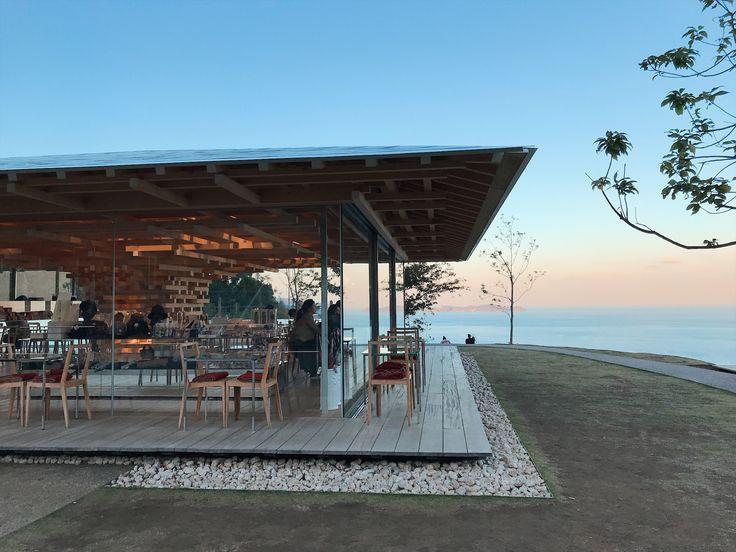紅葉の熱海日帰り 熱海梅園 海の見えるカフェ Wagamama Travel 熱海 観光 日帰り 熱海