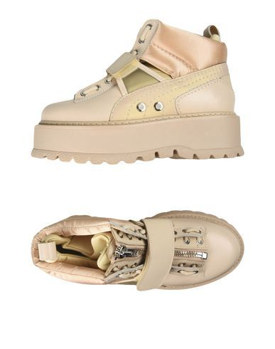 Rihanna X Puma Sneaker Boot Strap Womens - Women Sneakers on YOOX. The best online selection of Sneakers Rihanna X Puma. YOOX exclusive items of Italian and international...