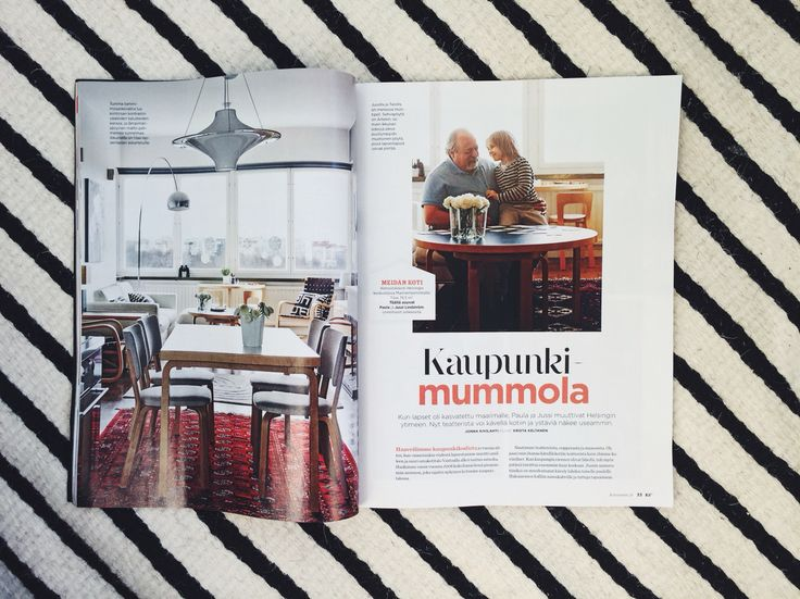 Story of a project in Kotivinkki