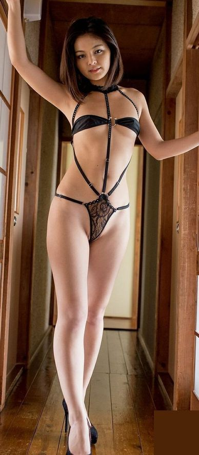 Question Asians bikini pantyhose gallery