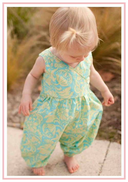 Katelyn Romper Sewing Pattern $6 - need to make this in an adult size asap!